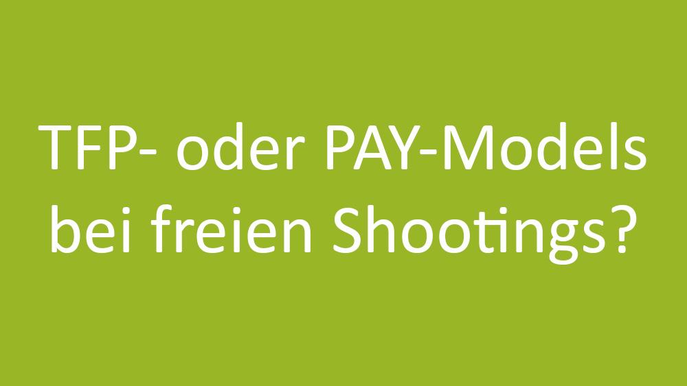 TFP- oder Pay-Models bei freien Projekten?